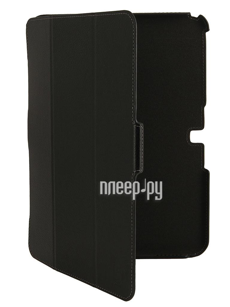 Аксессуар Чехол Samsung SM-T530 / SM-T531 Galaxy Tab 4 10.1 EcoStyle Sheel Black esc-0071  Pleer.ru  550.000