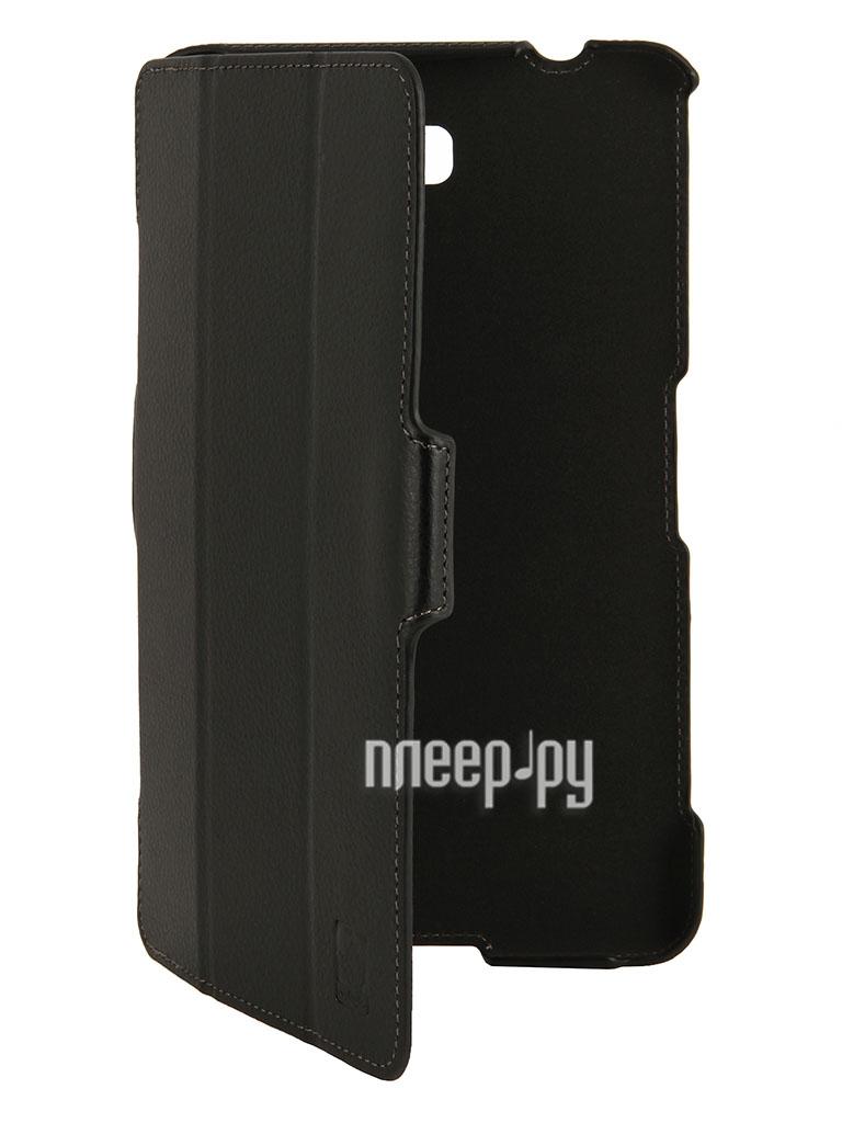 Аксессуар Чехол Samsung SM-T330 / SM-T331 Galaxy Tab 4 8.0 EcoStyle Sheel Black esc-0072  Pleer.ru  1001.000