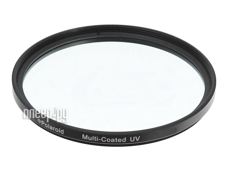 Светофильтр Polaroid MC UV 46mm PLFILUV46  Pleer.ru  1789.000