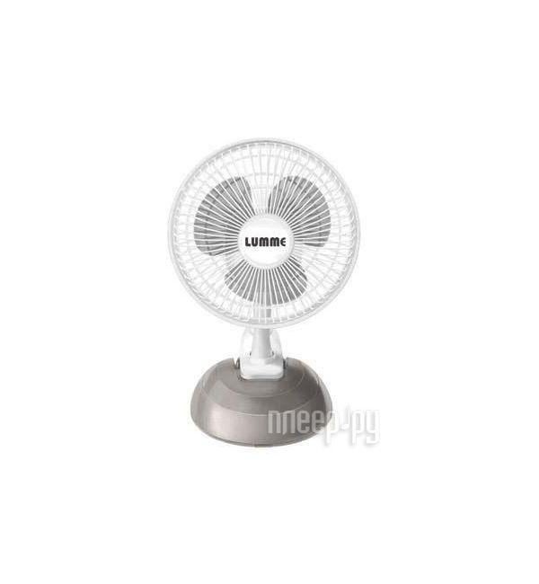 Вентилятор Lumme LU-109 White
