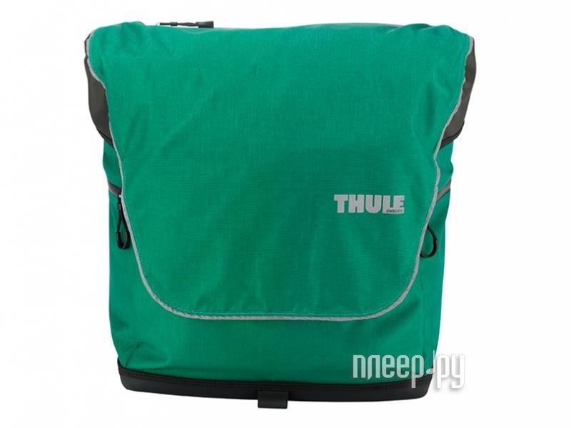Велосумка Thule Tote Green 100002  Pleer.ru  3119.000