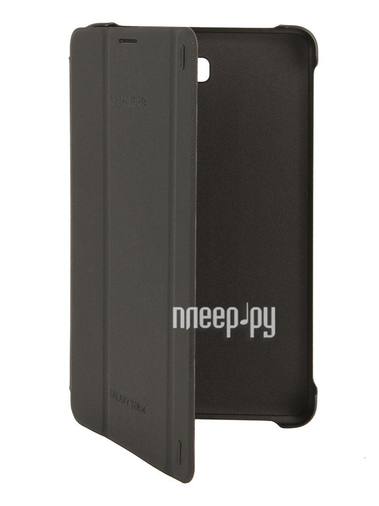 Аксессуар Чехол for Samsung Galaxy Tab 4 7.0 SM -T230 / SM-T231 Book Cover EF-BT230BBEGRU Black  Pleer.ru  1760.000
