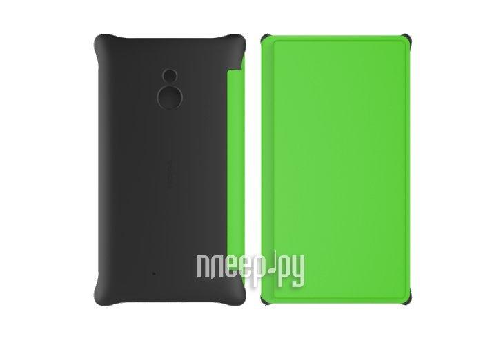 Аксессуар Чехол Nokia XL Lumia CP-632 Green  Pleer.ru  1237.000