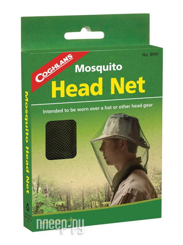 Средство защиты от комаров Coghlans Head Net 8941  Pleer.ru  278.000