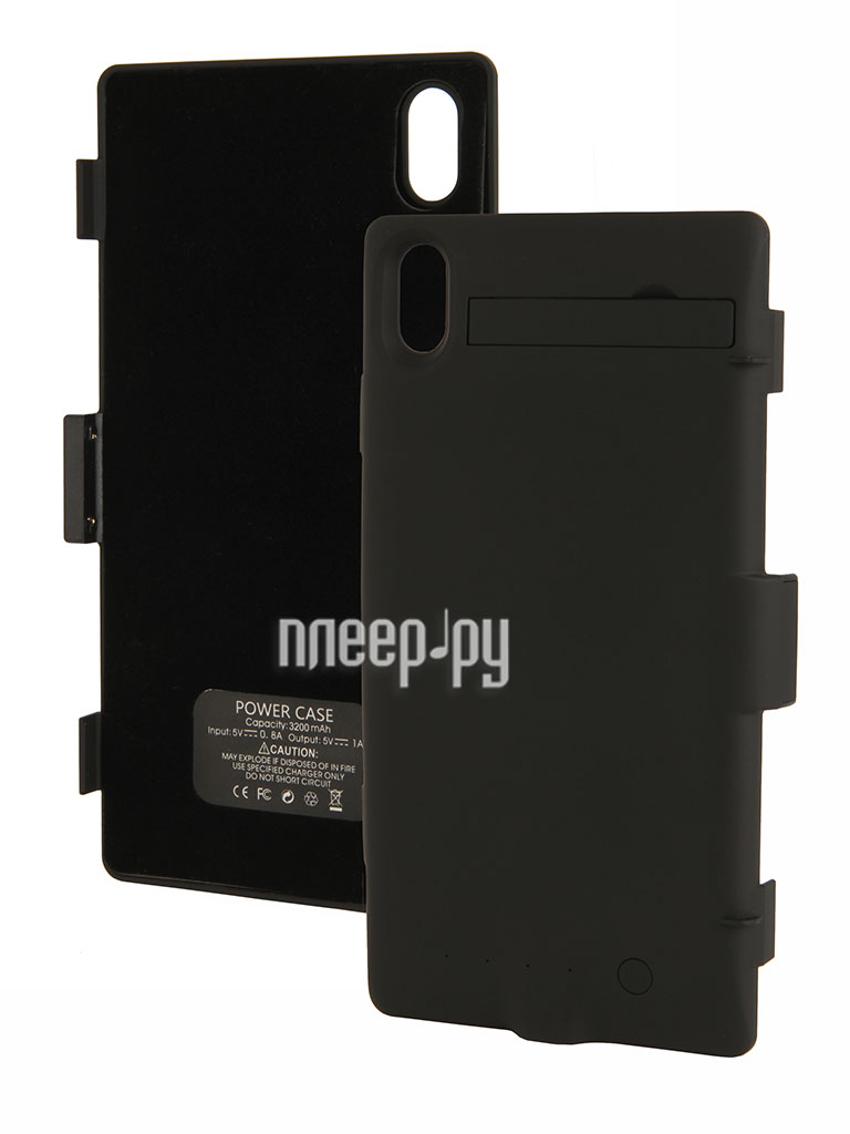 Аксессуар Чехол-аккумулятор Sony Xperia Z1 Palmexx 3200mAh Black PX/BCASE SON Z1 BLACK  Pleer.ru  1649.000