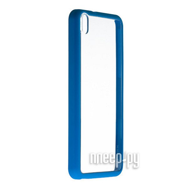 Аксессуар Чехол HTC Desire 816 NEXX Zero поликарбонат Light Blue MB-ZR-500-BL  Pleer.ru  1040.000