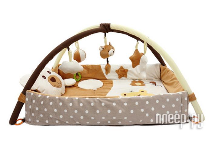 Развивающий коврик Felice Плюшевый мишка 04FS Brown  Pleer.ru  1401.000