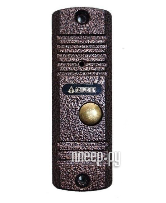 Вызывная панель Activision AVC-305 Motorola Ч/Б Copper  Pleer.ru  1177.000