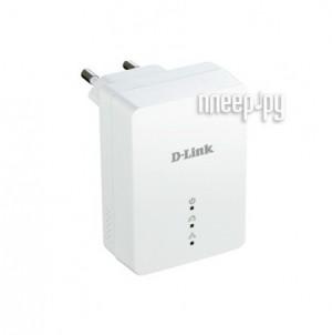 Купить Powerline адаптер D-Link DHP-208AV