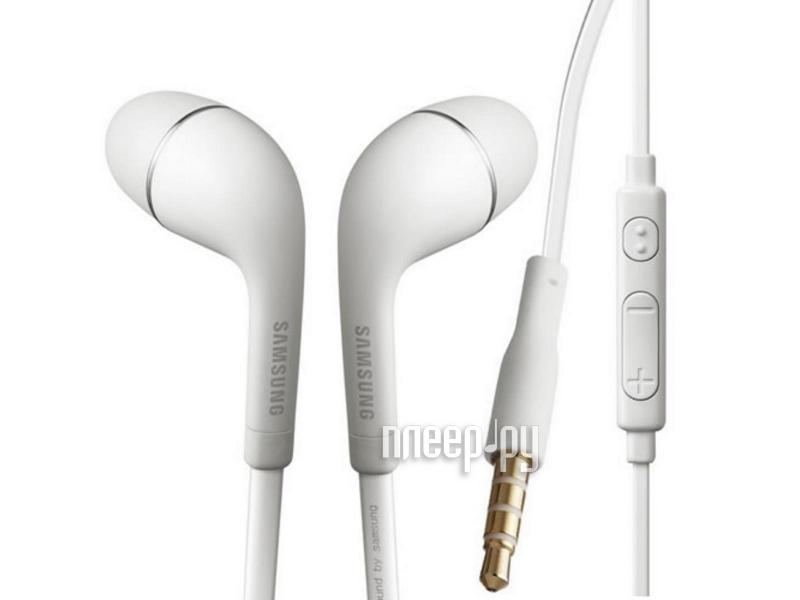 Гарнитура Samsung HS330 EO-HS3303WEGRU White