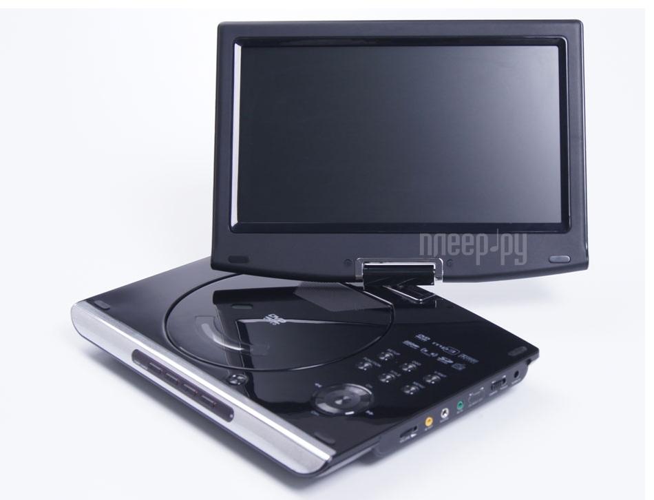 DVD плеер Rolsen RPD-10D09GBL  Pleer.ru  4754.000