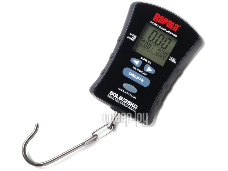Весы Весы электронные Rapala Compact Touch Screen RCTDS50  Pleer.ru  1621.000