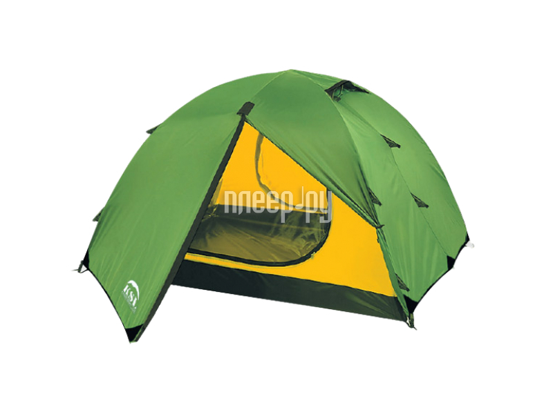 Палатка KSL Camp 4 Green 6123.4401  Pleer.ru  4998.000