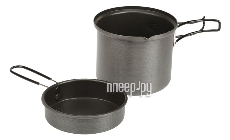 Посуда Fire-Maple FMC-K5 - набор походной посуды