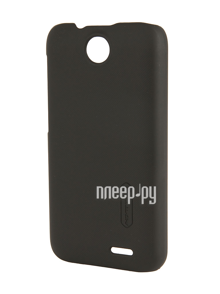 Аксессуар Чехол-накладка HTC Desire 310 Nillkin Super Frosted Shield T-N-HD310W-002 Black  Pleer.ru  1100.000