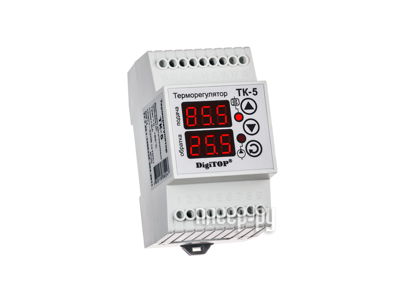 Терморегулятор Digitop ТК-5  Pleer.ru  3381.000
