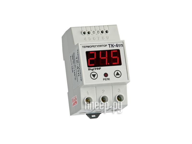 Терморегулятор Digitop ТК-4тп  Pleer.ru  2400.000