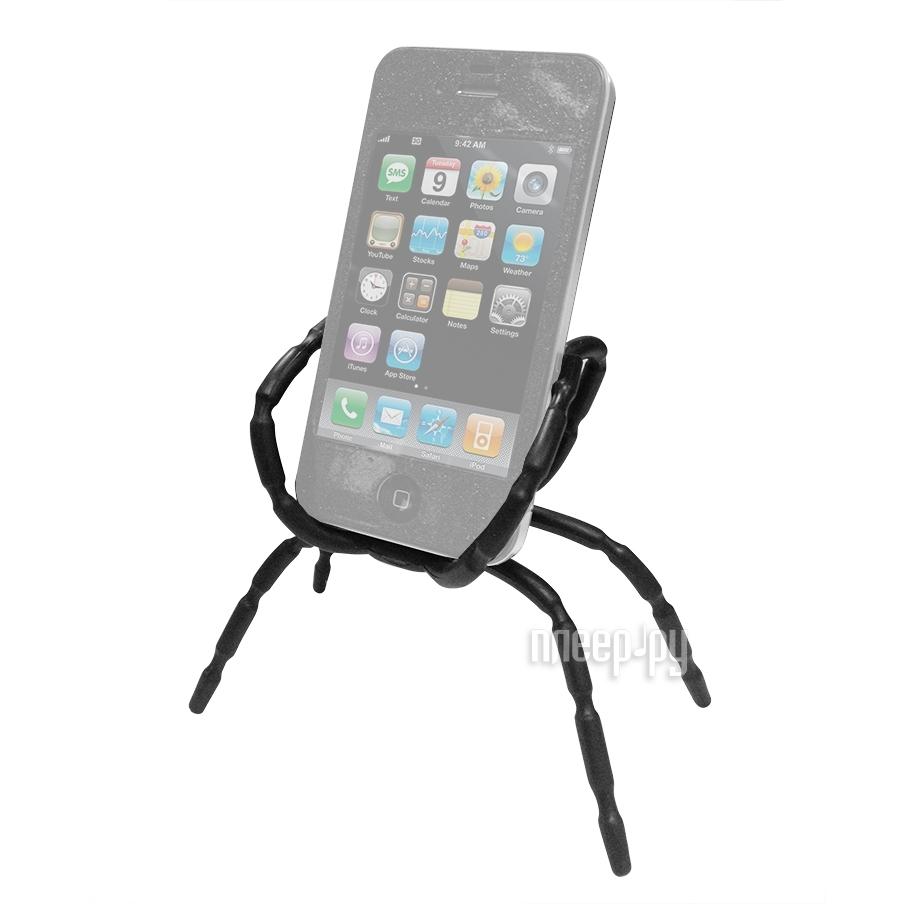 Держатель CBR / Human Friends Mobile Comfort Spider Black универсальный  Pleer.ru  683.000