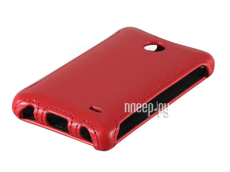 Аксессуар Чехол Ainy for Nokia X  Pleer.ru  215.000