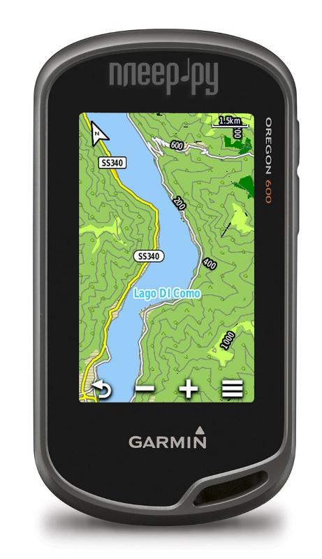 GPS-туристический Garmin Oregon 600t 010-01066-14  Pleer.ru  17039.000