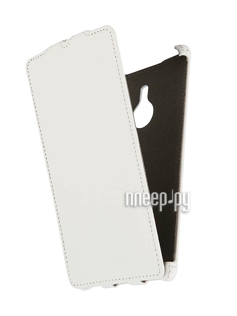 Аксессуар Чехол Nokia Lumia 1520 Gecko White  Pleer.ru  1000.000