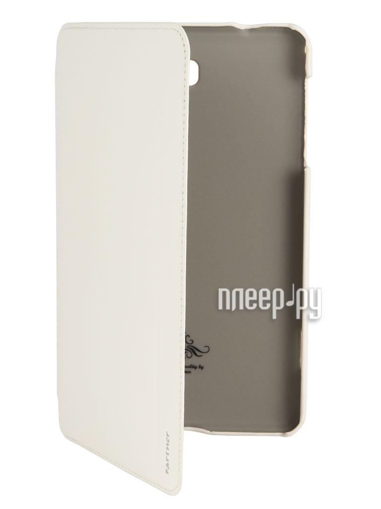 Аксессуар Чехол Samsung SM-T330 / SM-T331 Galaxy Tab 4 8.0 Partner SmartCover White  Pleer.ru  425.000