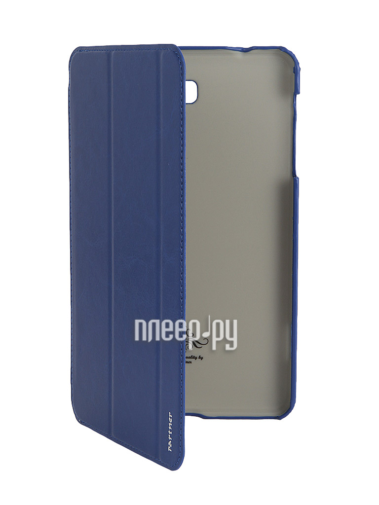 Аксессуар Чехол Partner SmartCover for Samsung SM -T330 / 331 Galaxy Tab 4 8.0 Blue  Pleer.ru  425.000