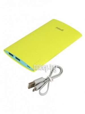 ����������� Gmini mPower Pro Series Slim MPB601 6000 mAh Yellow