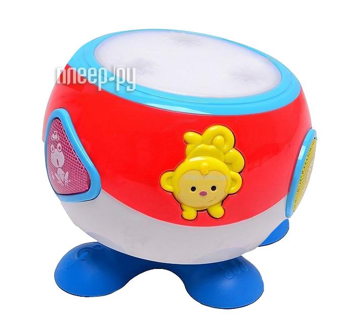Детский музыкальный инструмент Shantou Gepai Барабан электронный Барабашка BA2006