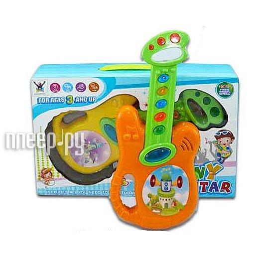 Детский музыкальный инструмент Shantou Gepai Гитара 128A-1