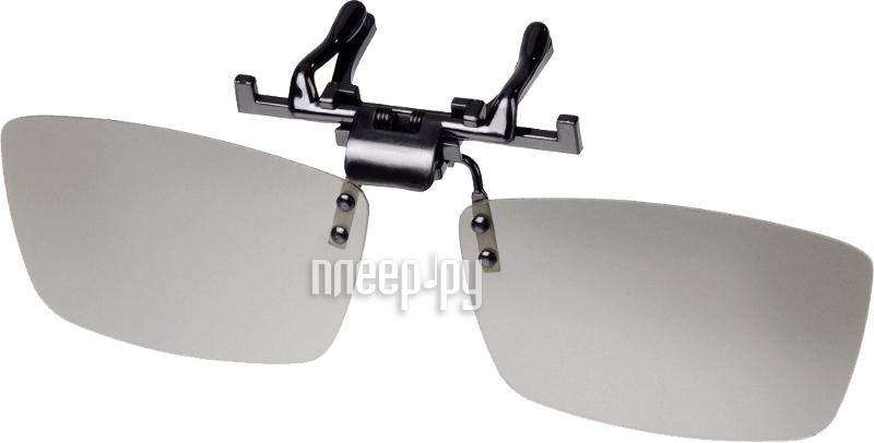 Очки 3D Hama 3D H-109813 Black  Pleer.ru  950.000