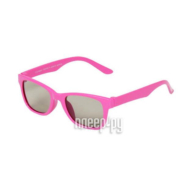 Очки 3D Hama 3D H-109802 Pink  Pleer.ru  757.000