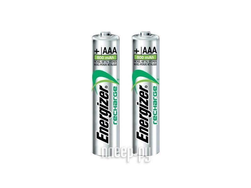 Аккумулятор AAA - Energizer Rech Extreme FSB2 800 mAh Ni-MH (2 штуки)  Pleer.ru  519.000