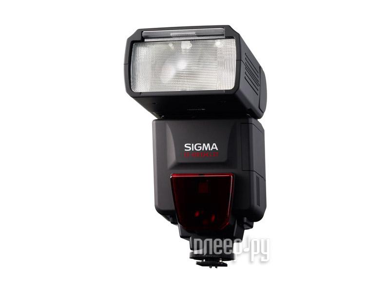 Вспышка Sigma EF 610 DG ST Nikon  Pleer.ru  5917.000