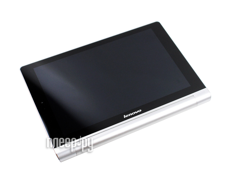 Lenovo ������� Yoga Tablet 10 B8000 Silver 59388223 MediaTek MT8125 1.2 GHz/1024Mb/32Gb/Wi-Fi/3G/Bl�