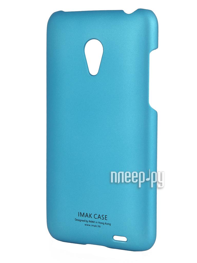 Аксессуар Чехол Meizu MX3 iMak Blue  Pleer.ru  1501.000