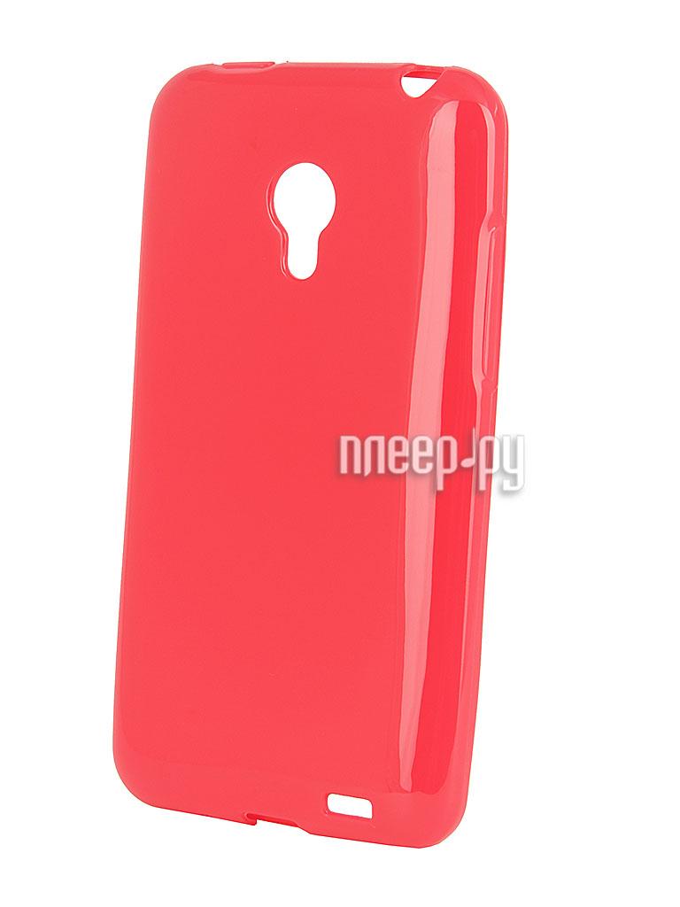 Аксессуар Чехол Meizu MX3 Red  Pleer.ru  248.000