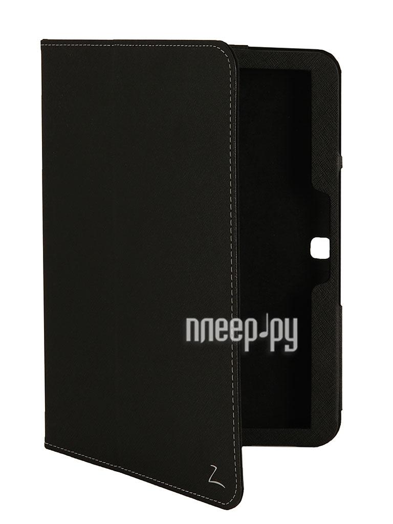 Аксессуар Чехол Samsung Galaxy Tab 4 10.1 SM-T530/T531/T535 LaZarr Booklet Case эко  Pleer.ru  869.000