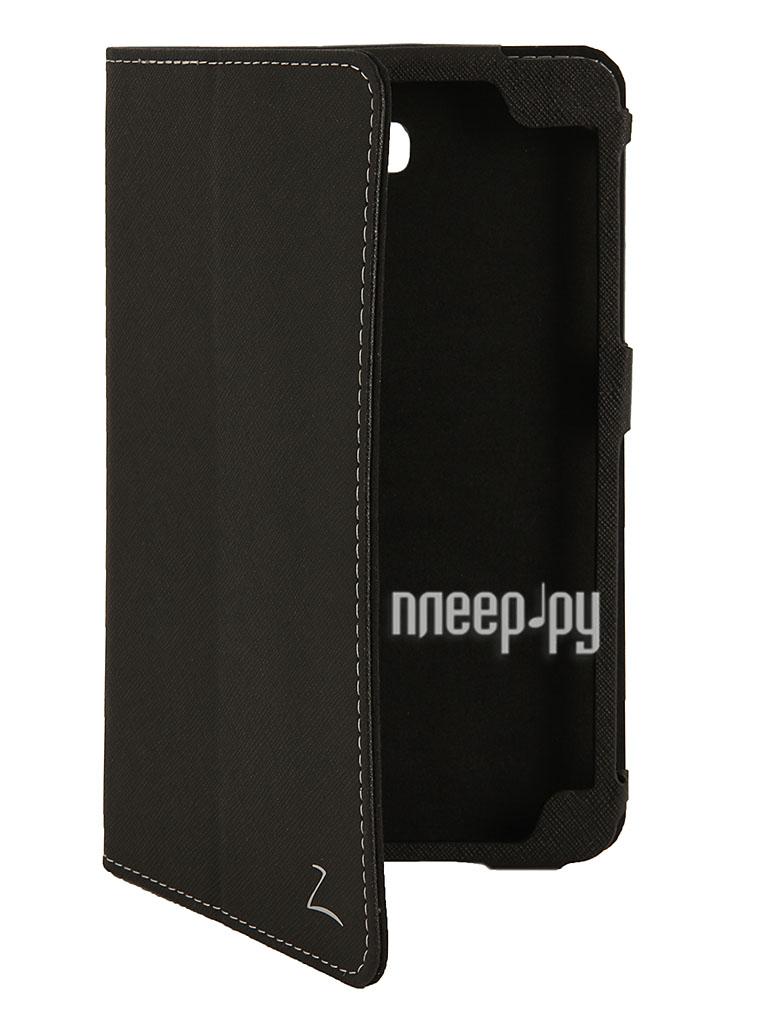 Аксессуар Чехол Samsung Galaxy Tab 4 7.0 SM-T230/T231/T235 LaZarr Booklet Case эко  Pleer.ru  869.000
