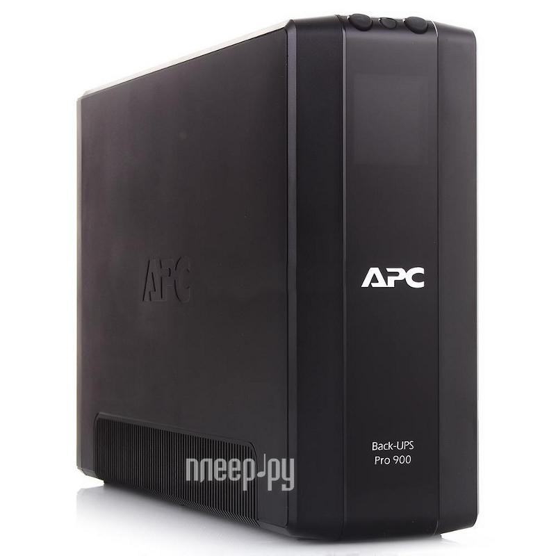 Источник бесперебойного питания APC Back-UPS RS 900VA 540W BR900G-RS  Pleer.ru  8478.000