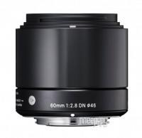Объектив Sigma Sony E AF 60 mm F/2.8 DN ART for NEX Black