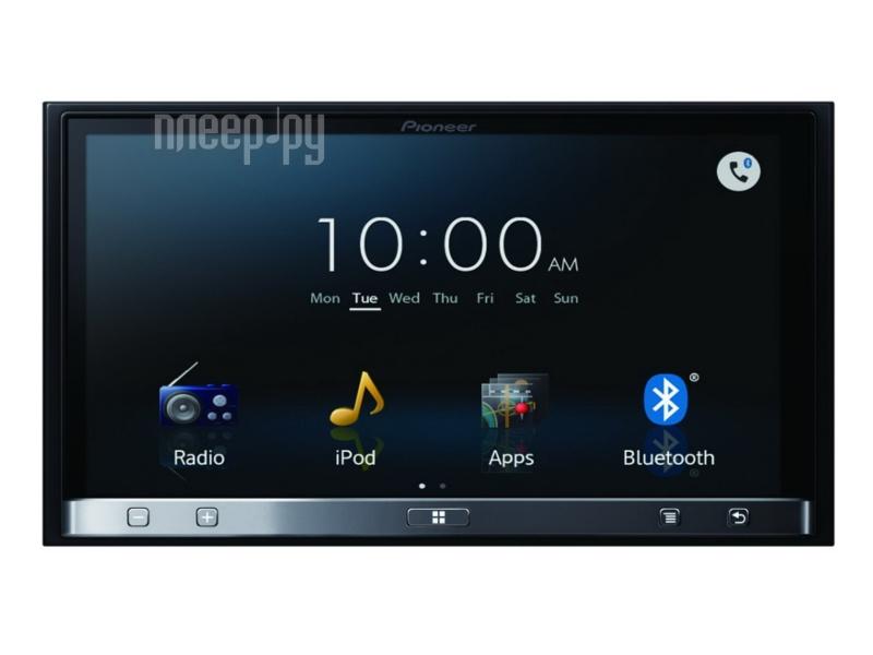 Автомагнитола Pioneer SPH-DA110 iPhone  Pleer.ru  7641.000