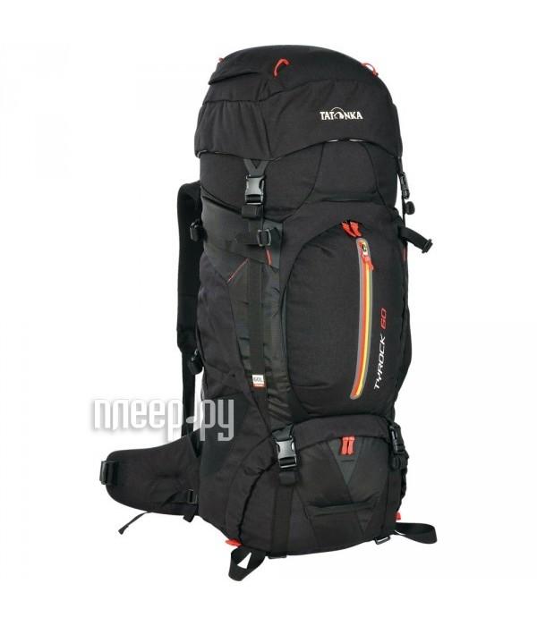 Рюкзак Tatonka Tyrock 60 Black 1391.040  Pleer.ru  6989.000