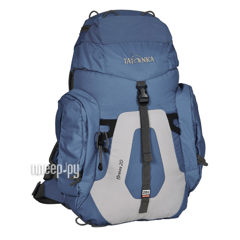 Рюкзак Tatonka Breva 20 Alpine Blue/Ash Grey 1528.174  Pleer.ru  2406.000