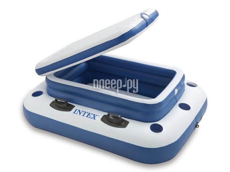 Игрушка для плавания Intex Mega Chill-II надувной бар 58821