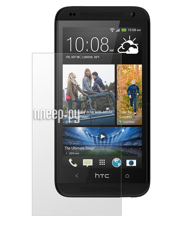 Аксессуар Защитная пленка HTC Desire 610 LuxCase антибликовая 80385  Pleer.ru  554.000