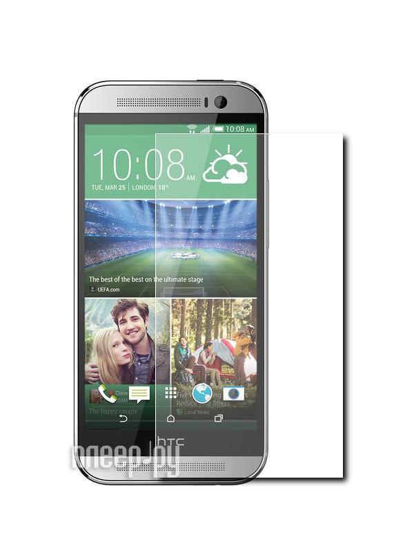 Аксессуар Защитная пленка HTC One 2 M8 LuxCase суперпрозрачная 80382  Pleer.ru  554.000