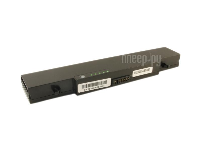 Аккумулятор Samsung R428/R429/R430/R463/R464/R465/R466/R467/R468/R469/R470/R480/R590/P480 AA-PB9NS6B/PB9NC6B Pitatel 4400mAh BT-956B  Pleer.ru  1850.000