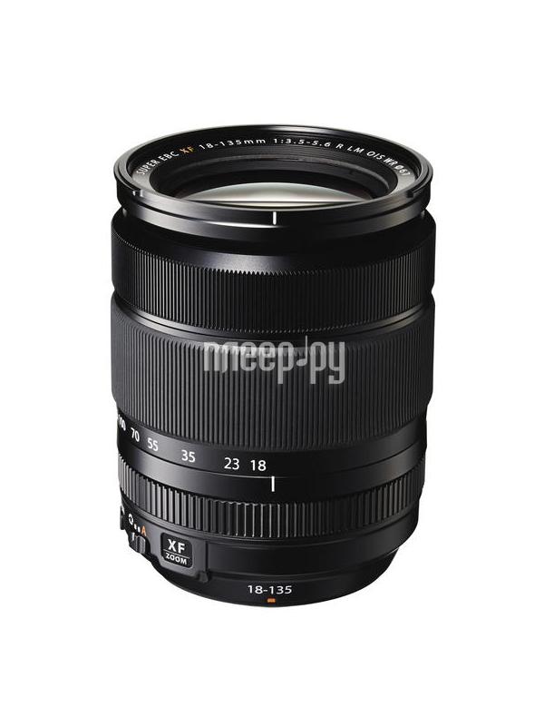 Объектив Fujifilm XF 18-135mm f/3.5-5.6 R LM OIS WR  Pleer.ru  36651.000