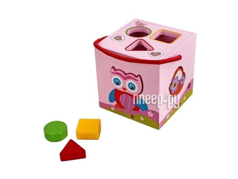 Сортер Mapacha Волшебный кубик 76423